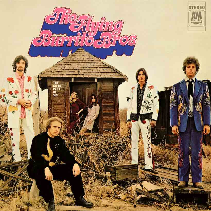 Gilded Palace Of Sin Flying Burrito Bros