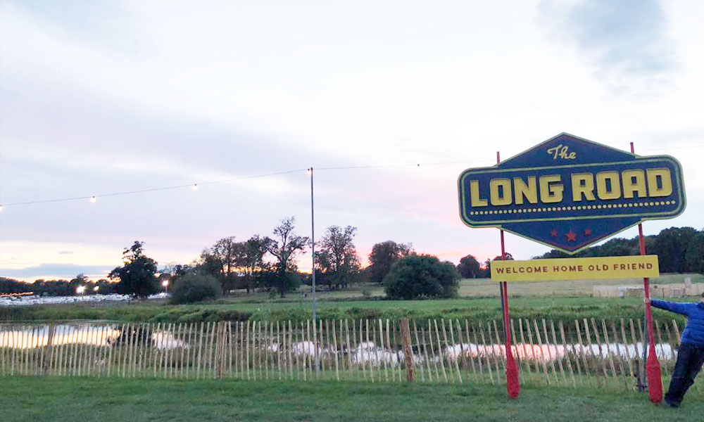 The Long Road Festival Day 3 Banner