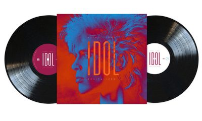 Billy Idol Vital Idol Revitalized