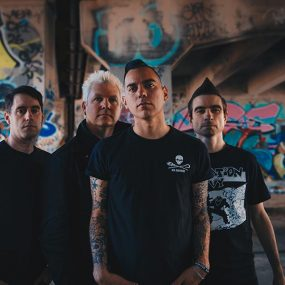 Anti-Flag 2017 American Fall press shot
