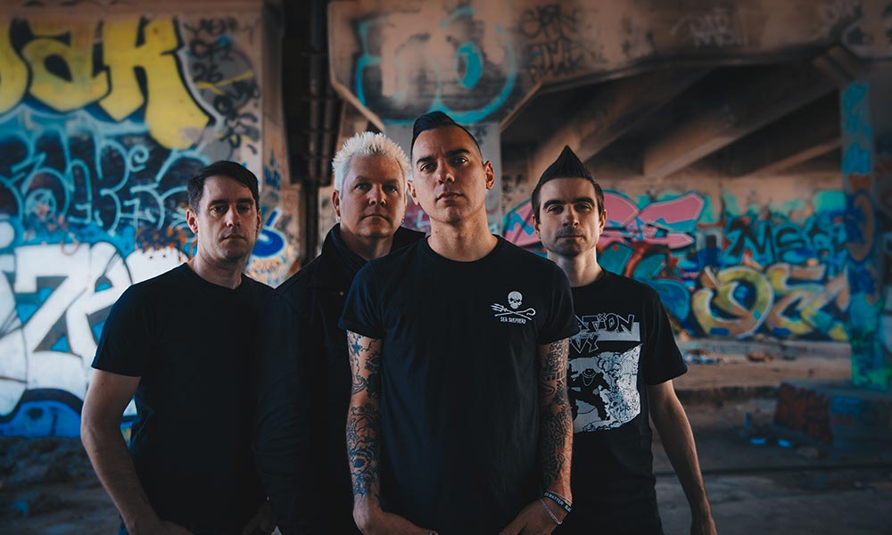 Anti-Flag 2017 American Fall press shot