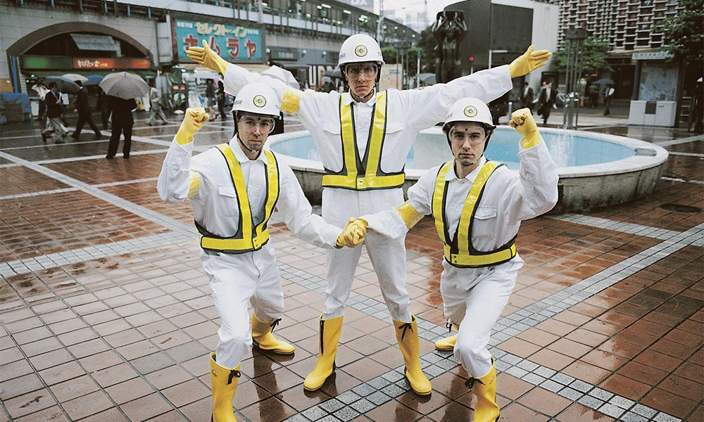 15 Things We Learned From Reading 'Beastie Boys Book'