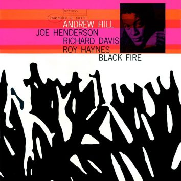 Andrew Hill Black Fire album cover web optimised 820