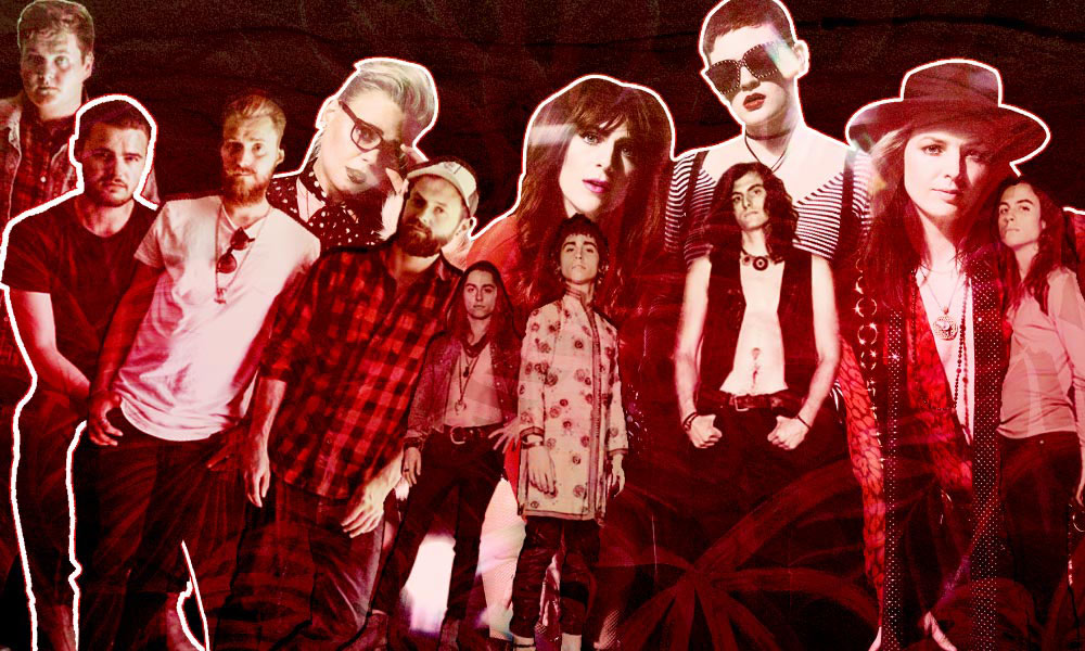 10 Bands Keeping The Spirit Of Rock Alive