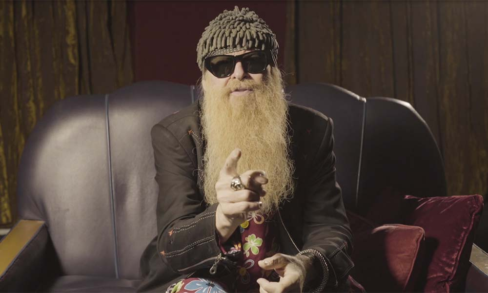 """That's Where I Stand"": Billy F Gibbons On BB King, ZZ Top And 'The Big Bad Blues'"