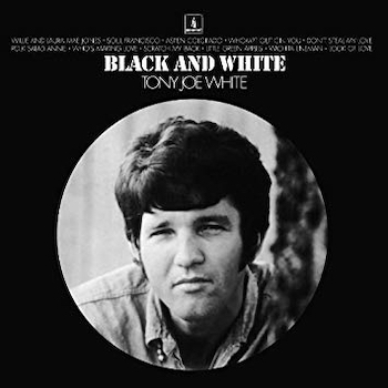 Black and White Tony Joe White
