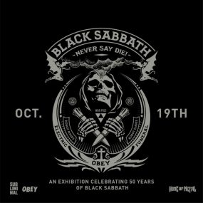Black Sabbath Immersive Exhibition