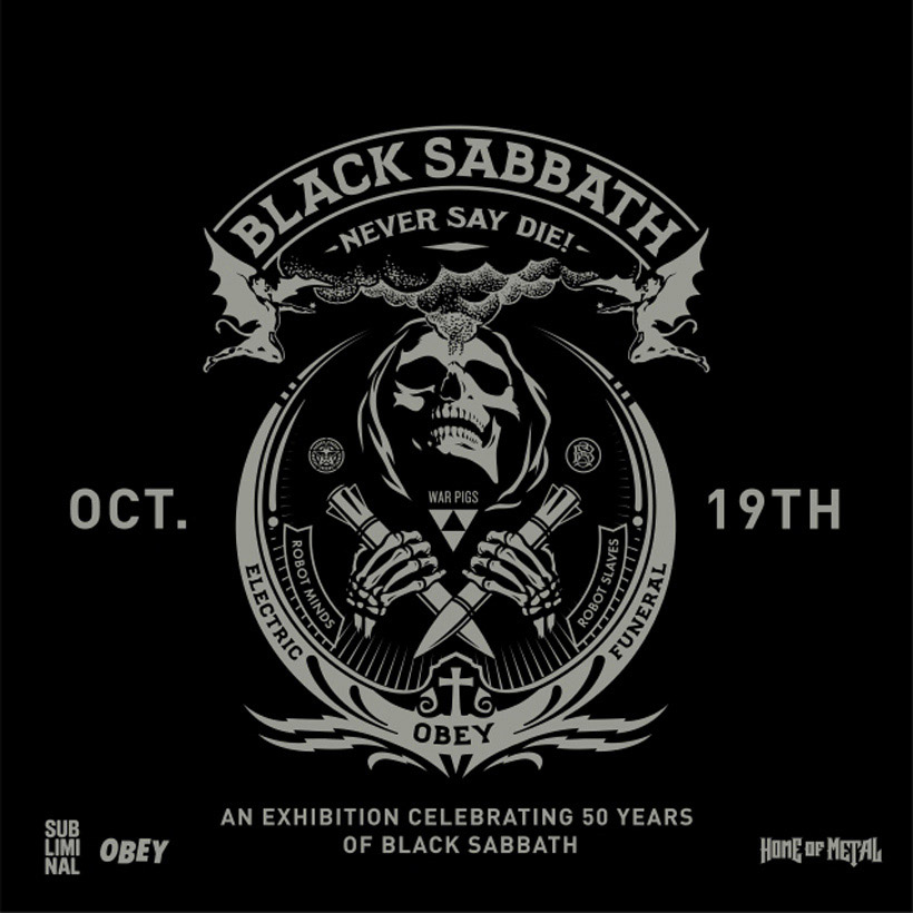 Black Sabbath Immersive Exhibition