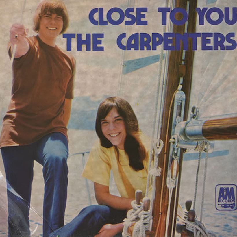 'Close To You': The Carpenters' Great British Breakthrough