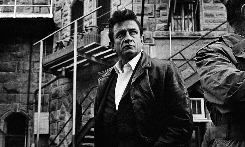 Grammy Museum To Exhibit Iconic Johnny Cash Prison Concert Photos