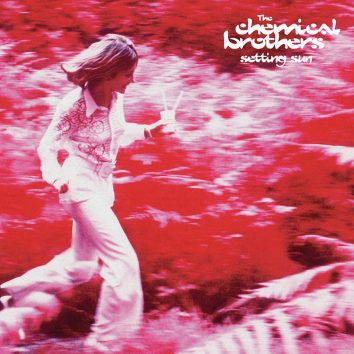 Chemical Brothers Setting Sun artwork 820