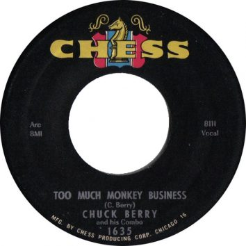 Chuck Berry Too Much Monkey Business