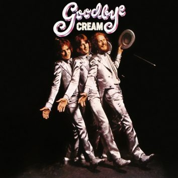 Cream Goodbye