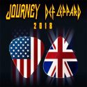 Def Leppard's North American Tour With Journey Played To A Million