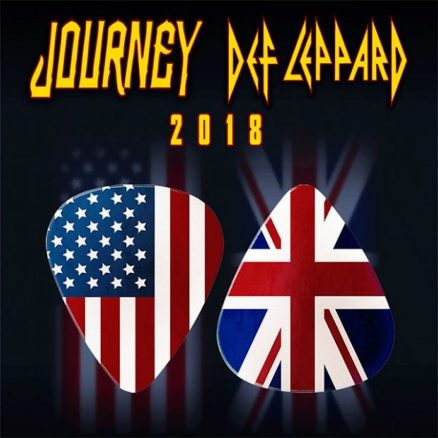 Def Leppard Journey poster