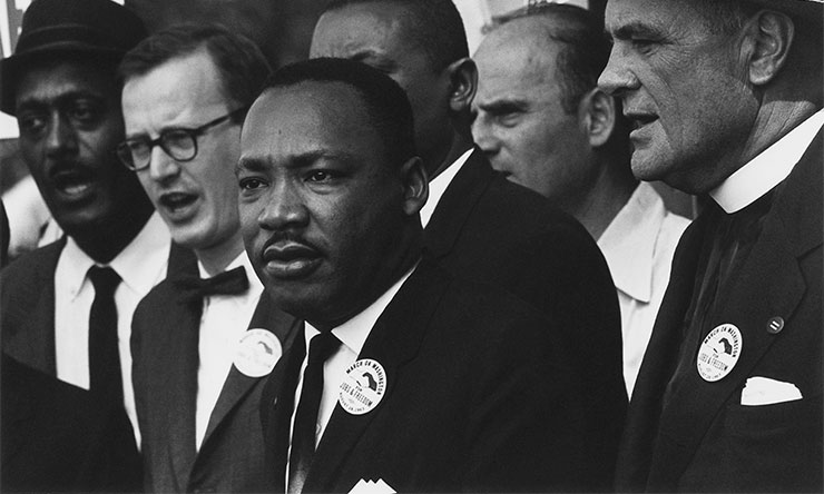 Dr Martin Luther King Jr March On Washington 1963 web optimised 740