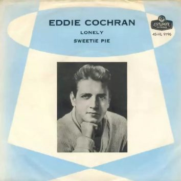 Eddie Cochran Lonely & Sweetie Pie