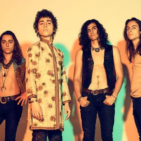 Greta Van Fleet A Million Little Pieces Soundtrack