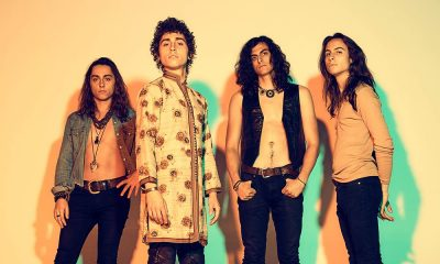 Greta Van Fleet Recording Second Album
