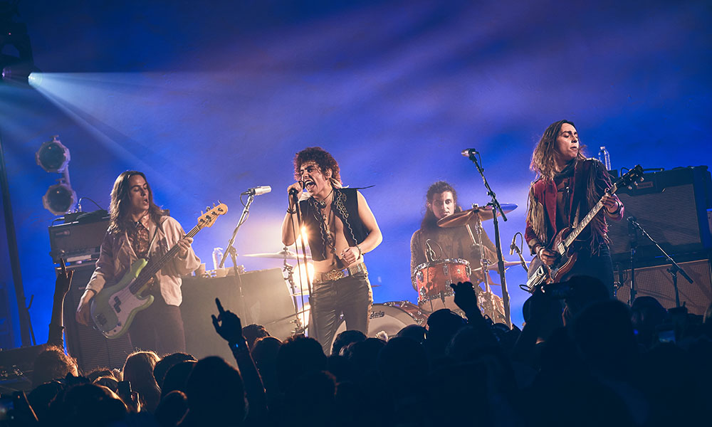 Greta Van Fleet North American Tour