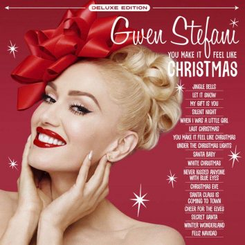 Deluxe Gwen Stefani Feel Like Christmas