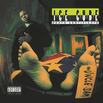 Ice Cube Death Certificate album cover web optimised 820