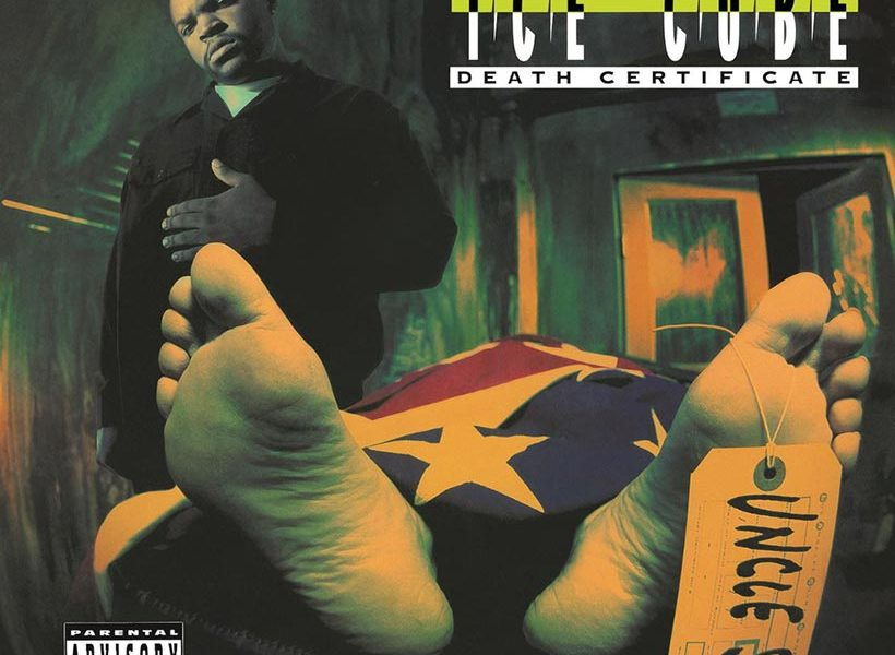 Death Certificate Why Ice Cubes Second Album Is A Certified Classic