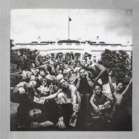 Kendrick Lamar To Pimp A Butterfly album cover web optimised 820