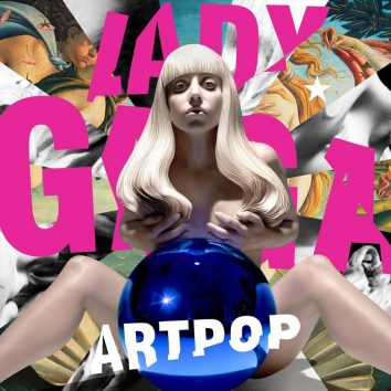Lady Gaga Artpop album cover web optimised 820
