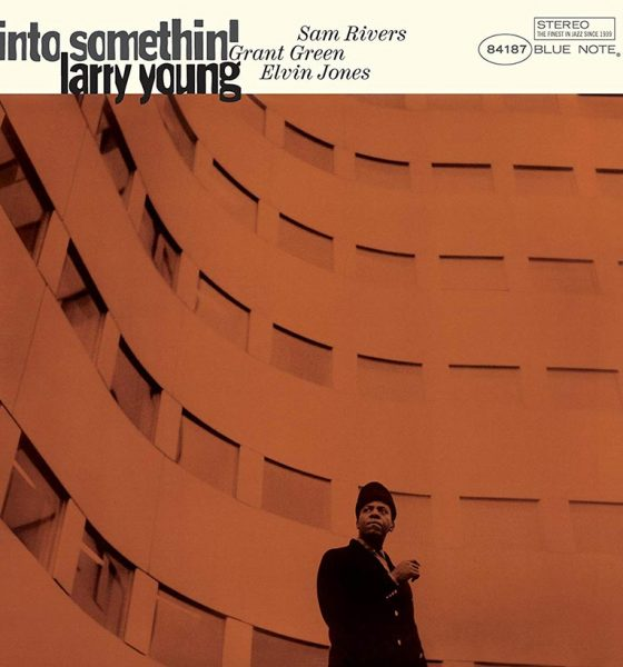 Larry Young Into Somethin' album cover web optimised 820