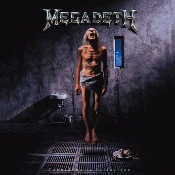 Megadeth Countdown To Distinction album cover web optimised 820