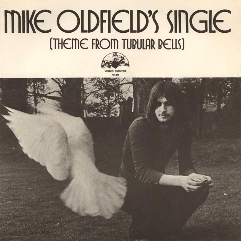 Mike Oldfield's Single Theme From Tubular Bells artwork web optimised 820