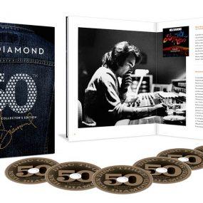 Neil Diamond 50th Anniversary packshot