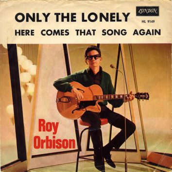 Only The Lonely Roy Orbison