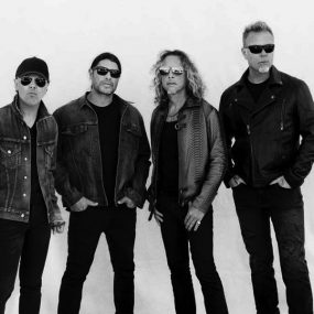 Metallica California Wildlife Effort