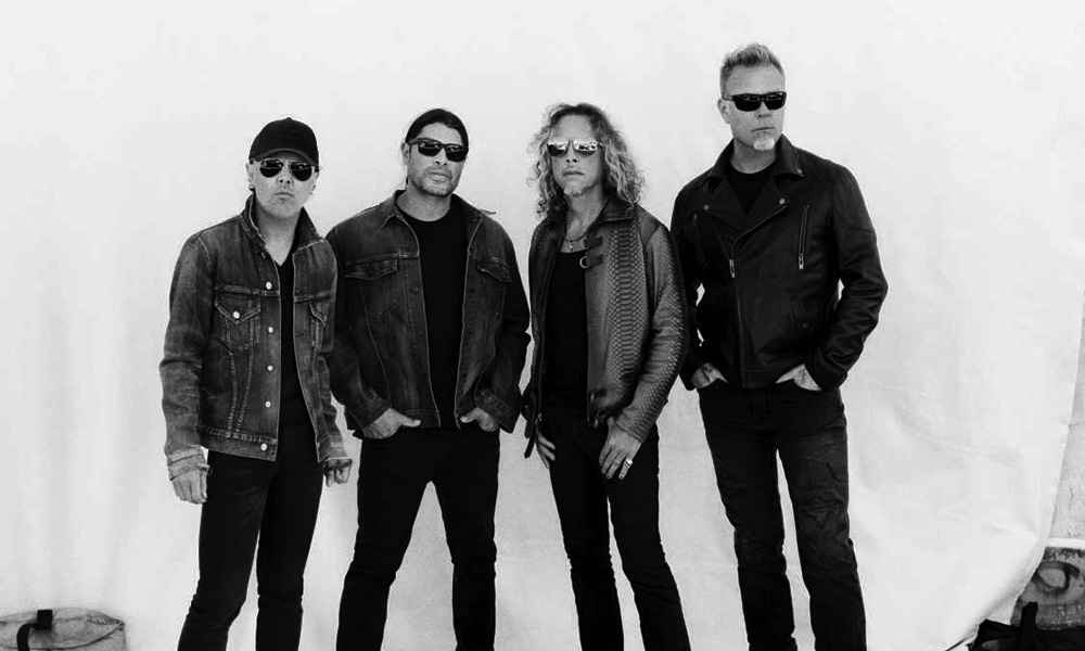 Metallica Announce Concert With San Francisco Symphony Orchestra