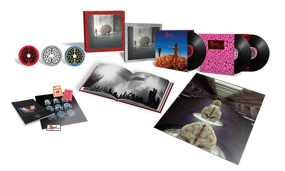 Rush Hemispheres Box Set