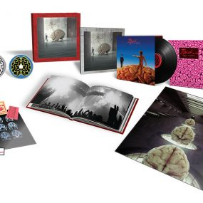 Rush Hemispheres Box Set