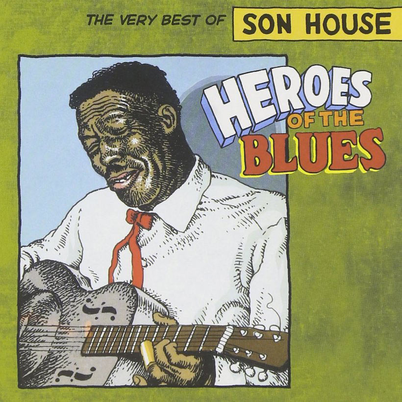 Son House: The Lost King Of The Delta Blues