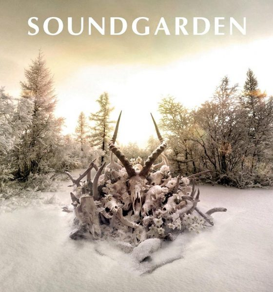 Soundgarden King Animal album cover web optimised 820