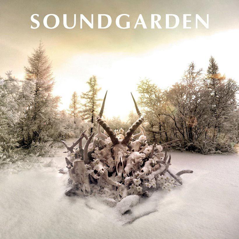 Soundgarden King Animal album cover web optimised 820