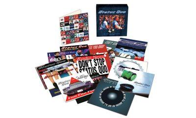 Status Quo Vinyl Singles Collection