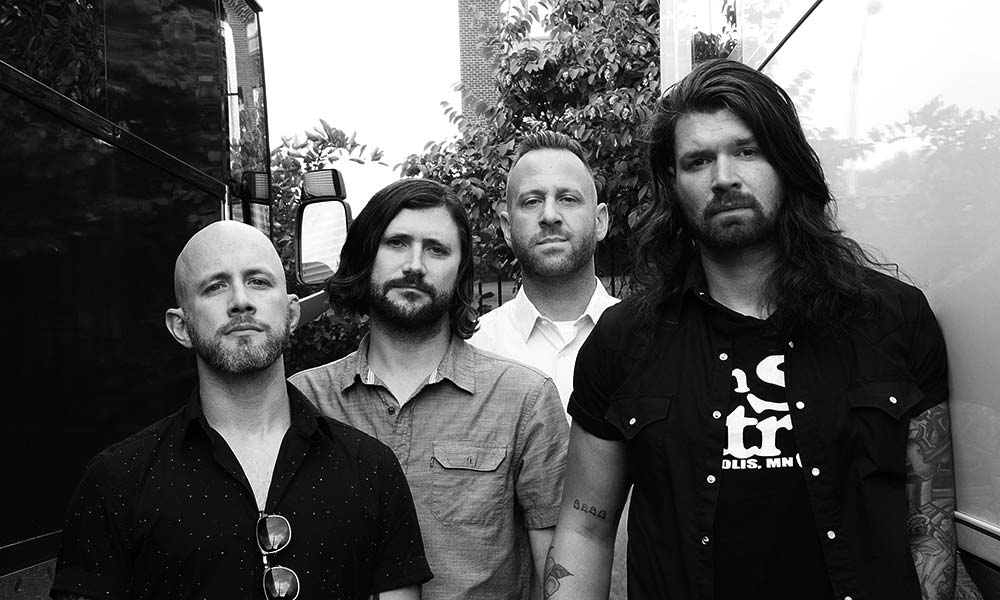 Taking Back Sunday UK Tour