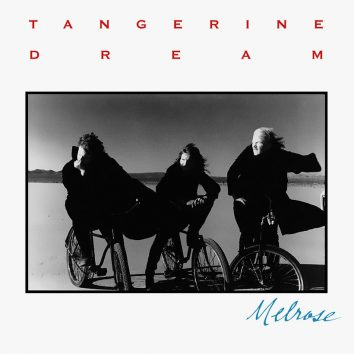 Tangerine Dream Melrose album cover 820