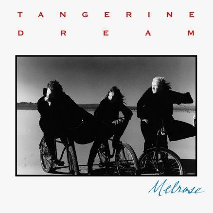 Tangerine Dream Melrose album cover 820