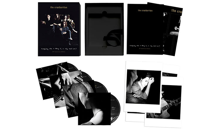 The Cranberries Everybody Else Is Doing It Exp Packshot web optimised 740