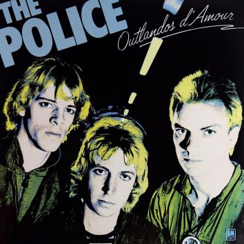 The Police Outlandos D'Amour Album cover web optimised 820