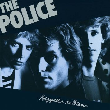 The Police Reggatta de Blanc album cover web optimised 820