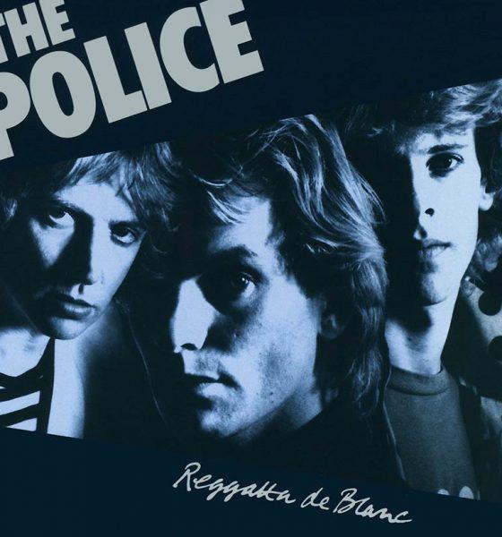The Police Reggatta de Blanc album cover web optimised 820