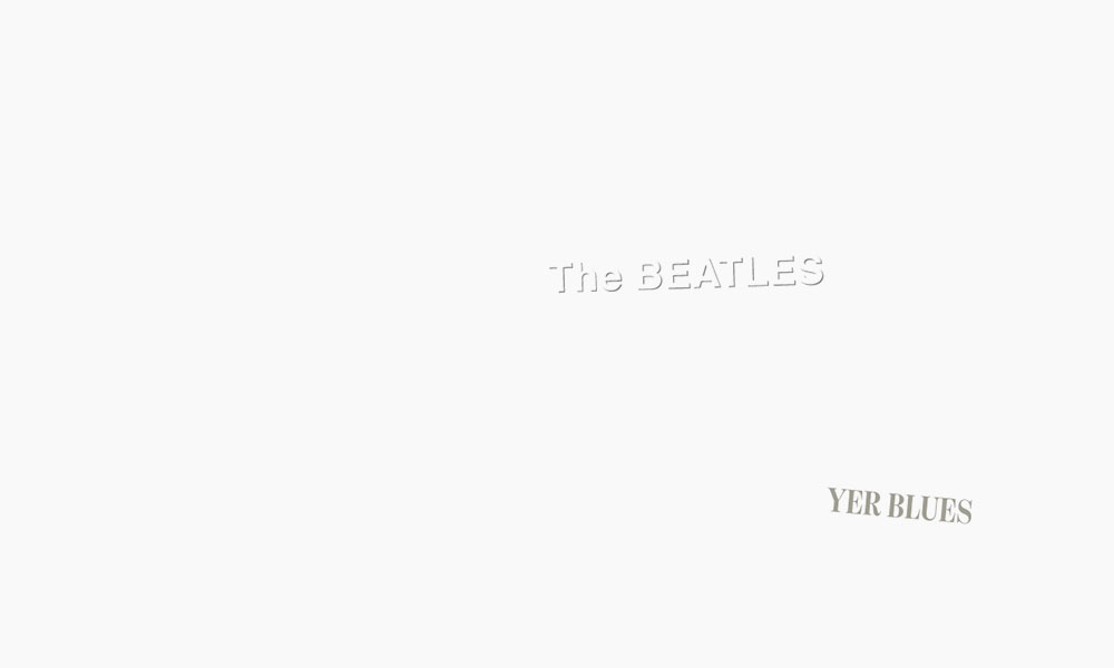 The Beatles The White Album Yer Blues brightness 1000